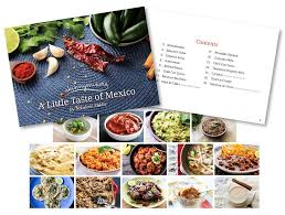 A Little Taste of Mexico by Nikalene Riddle - Stock Your Pantry