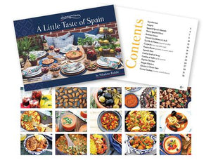 A Little Taste of Spain by Nikalene Riddle - Stock Your Pantry