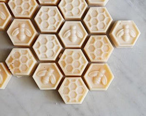 Beeswax Small Bee Mold - Stock Your Pantry