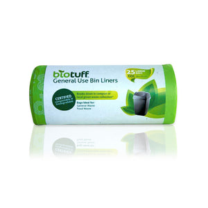 Biotuff General Use Bin Liners - Stock Your Pantry