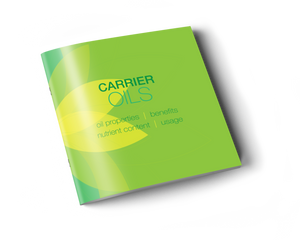 Carrier Oils Booklet - Stock Your Pantry