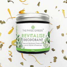 The Physic Garden - Deodorants - Stock Your Pantry