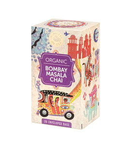 Ministry of Tea - Herbal Tea Bags - Bombay Masala Chai (20)
