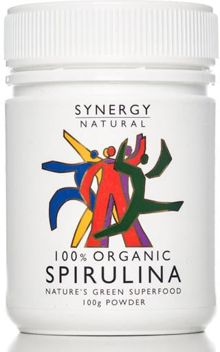 Synergy Organic Spirulina Powder - Stock Your Pantry