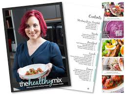 The Healthy Mix I by Nikalene Riddle - Stock Your Pantry