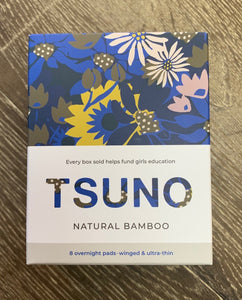 Tsuno Natural Bamboo Pads - Stock Your Pantry