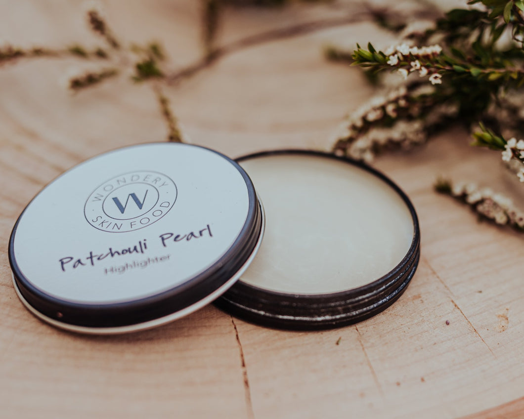 Wondery Skin Food - Patchouli Pearl Highlighter 20g - Stock Your Pantry