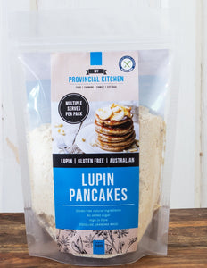 My Provincial Kitchen - Lupin Pancakes 400g - Stock Your Pantry