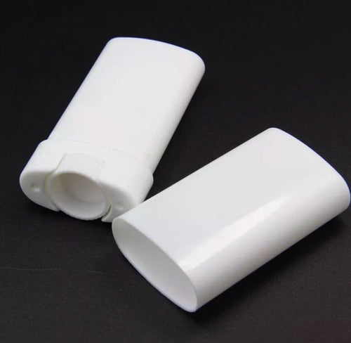 15ml Deodorant Stick Container White - Stock Your Pantry