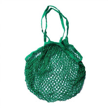 Apple Green Duck String Bag - Stock Your Pantry