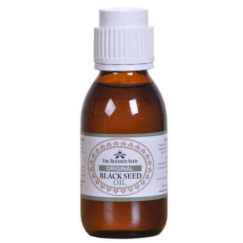 100ml bottle of blessed seed oil