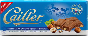 Cailler Milk Chocolate WIth Nuts