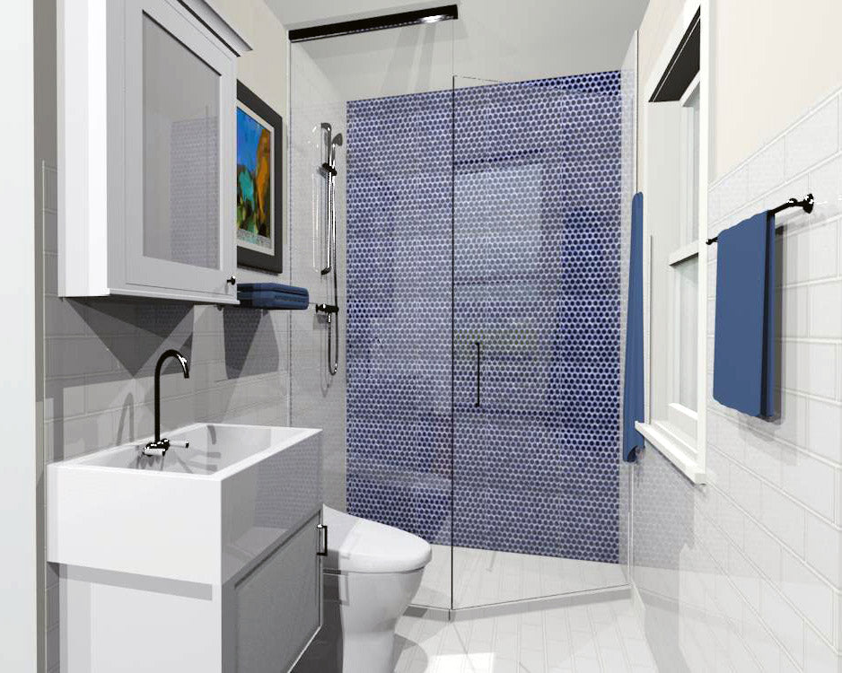 Cookstown Residence Master Bath