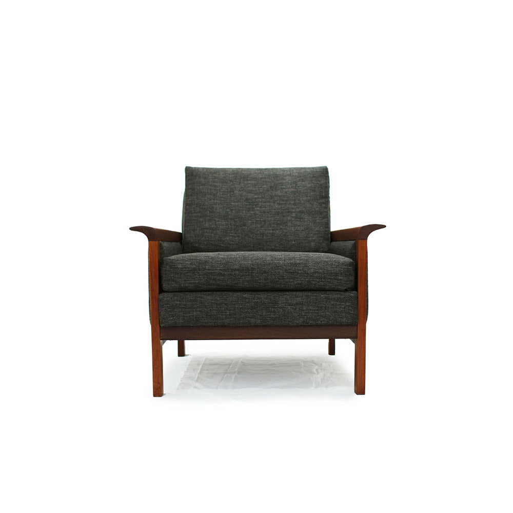 Danish 1960's Hans Olsen Side Chair