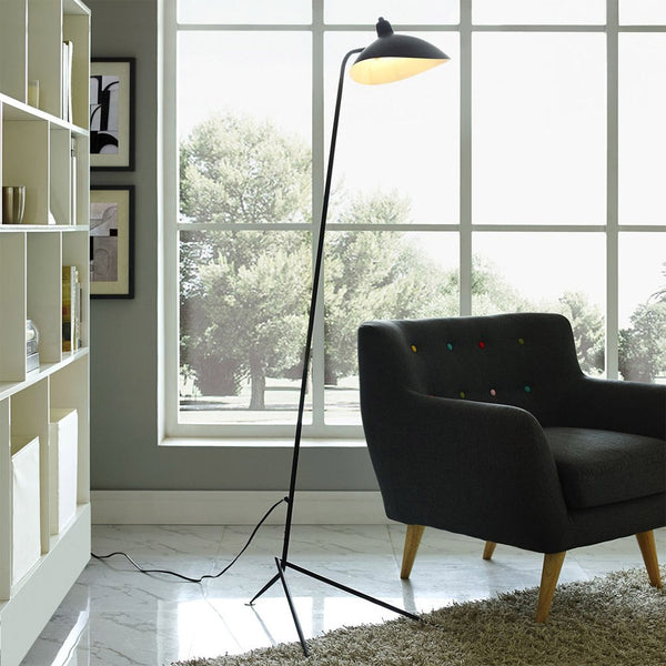 Sergio One-Arm Floor Lamp