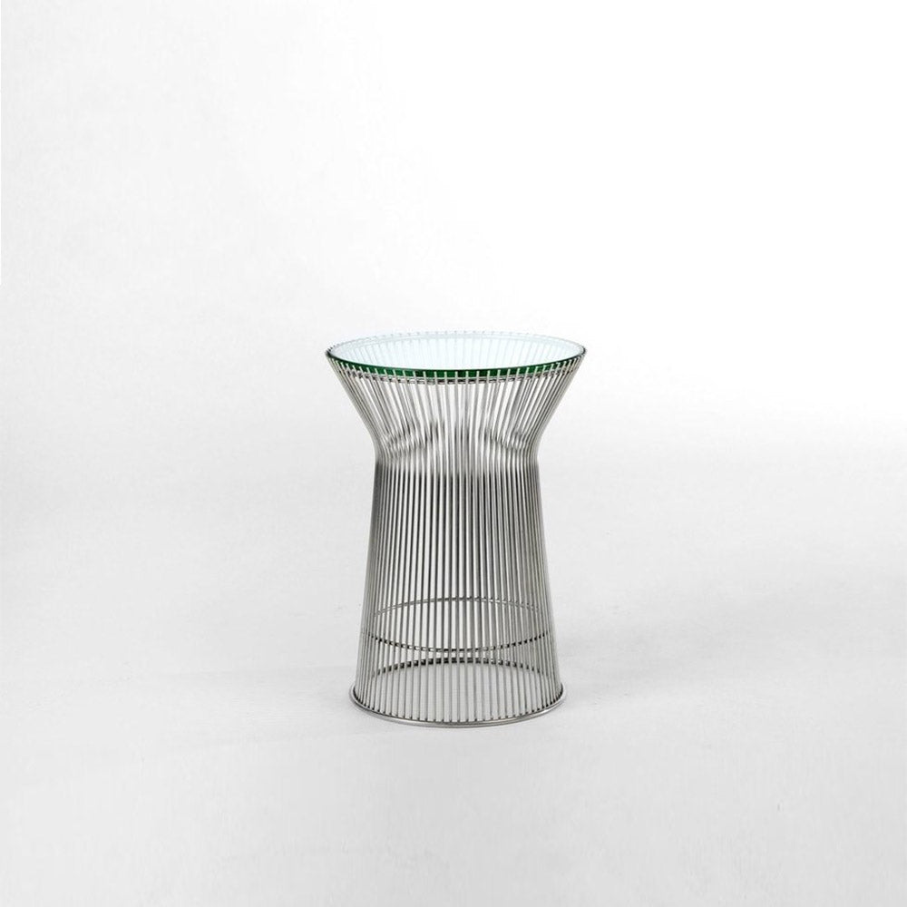 Reproduction of Warren Platner Side Table