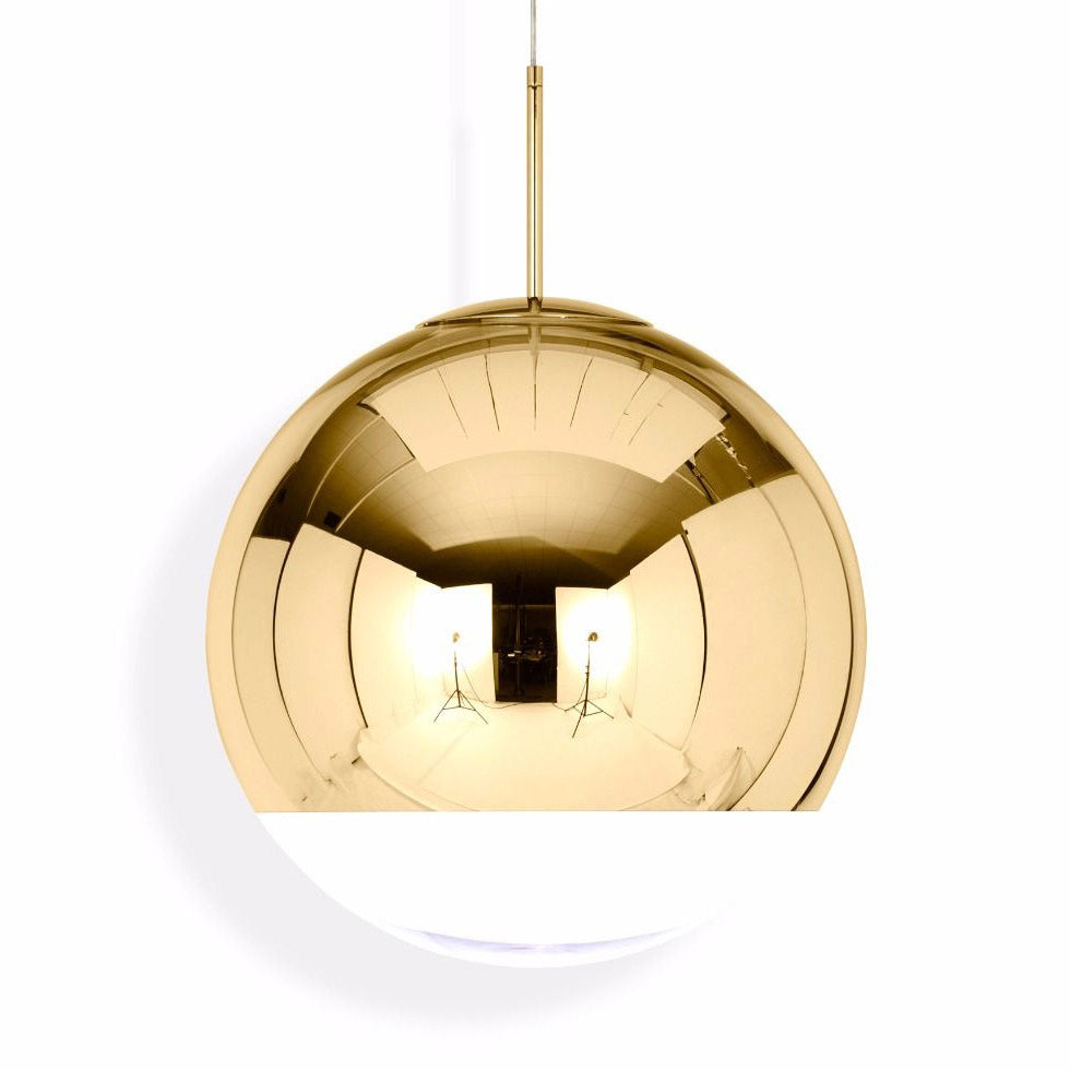 Reproduction of Mirror Ball Pendant Light