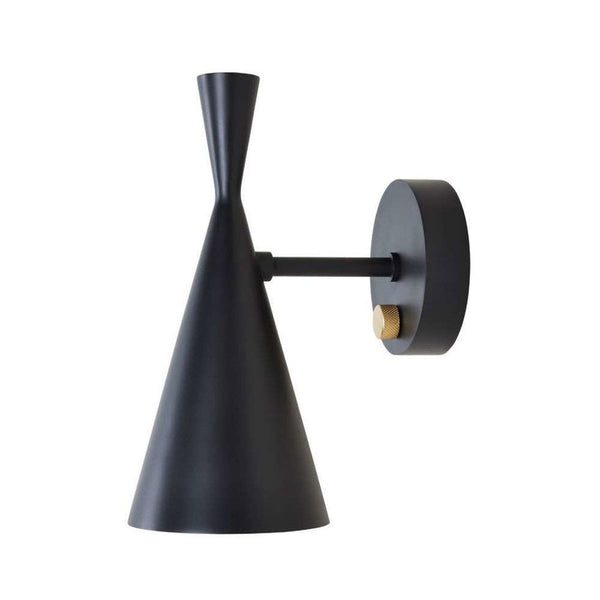 Reproduction of Beat Shade Tall Wall Light