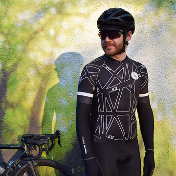 Could you cycle 11,550km in just over three months? This guy can...