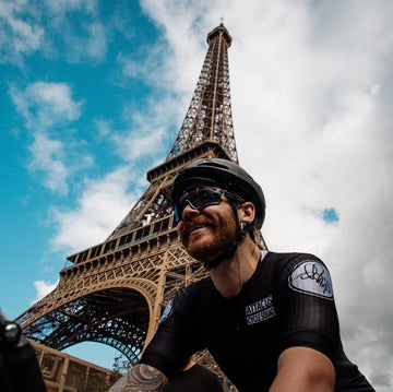 Cycling from London to Paris in under 10 hours?!