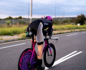 Developed for speed, made for endurance: Introducing the Flare skinsuit