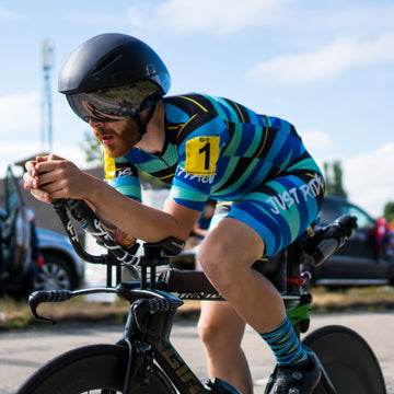 Chris Hall takes on the National 24-hour Time Trial Championship