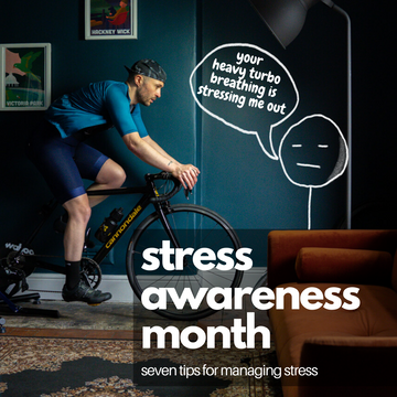 Stress Awareness Month: Seven tips for managing stress