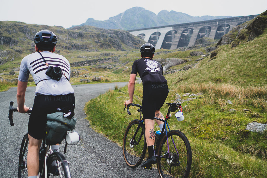 Endurance cyclist Alex AJ Hill chats ultra-distance cycling, riding in North Wales and the TransAtlanticWay Race 2018