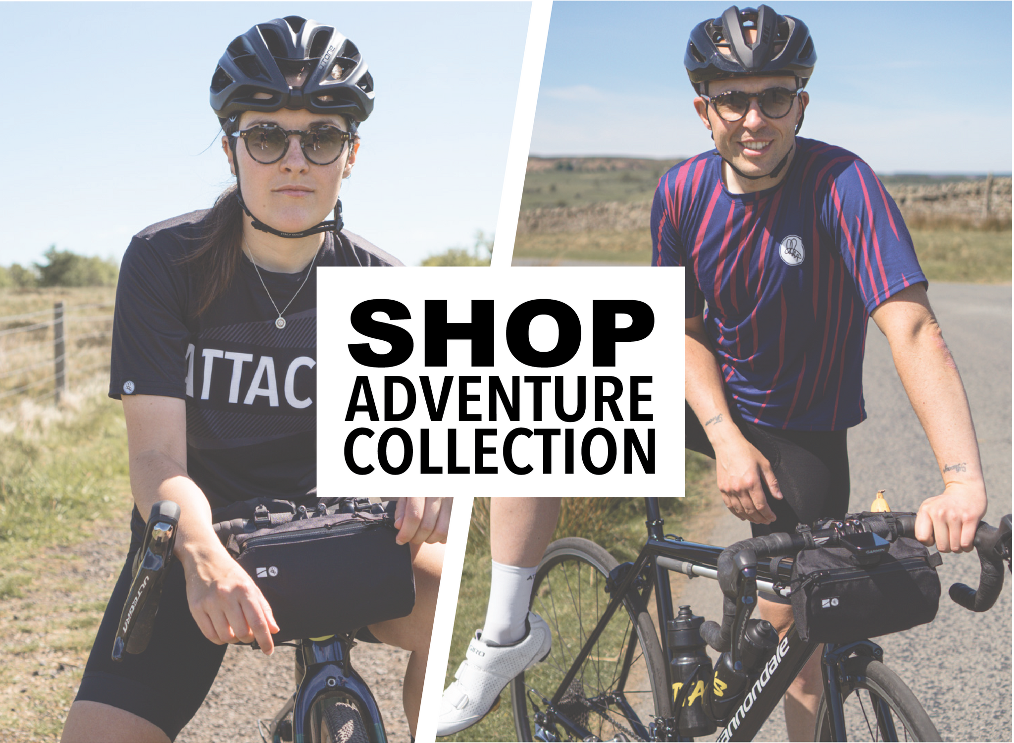 adventure gravel clothing