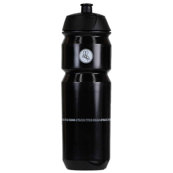 Squad Black Water Bottle 750ml