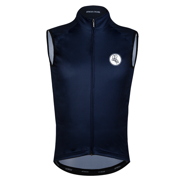 Navy Foundation Windproof Vest
