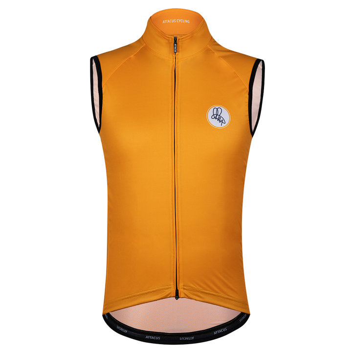 Orange Foundation Windproof Vest