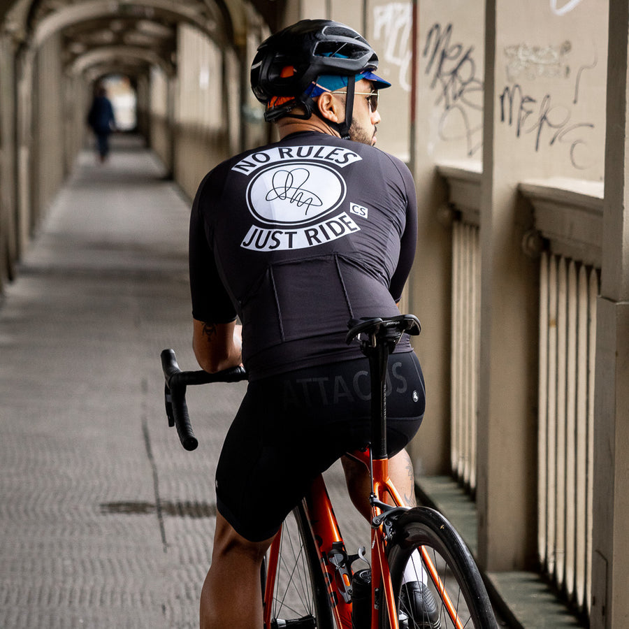 Black Cycle Squad Foundation Jersey