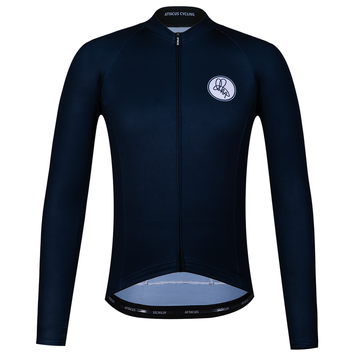 Navy Long Sleeve Foundation Jersey