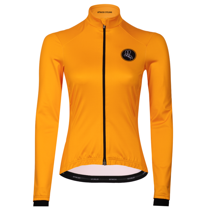 Orange Shield Jacket