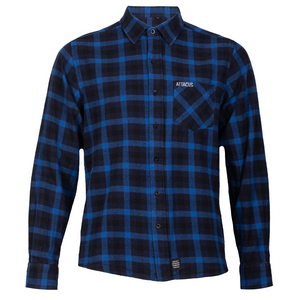 Blue Check Adventure Shirt