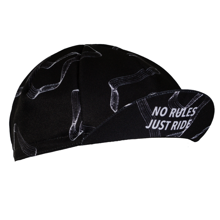 No Rules Classic Cycling Cap