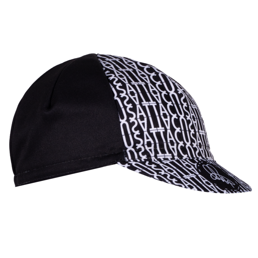 Monochrome Just Ride Classic Cycling Cap