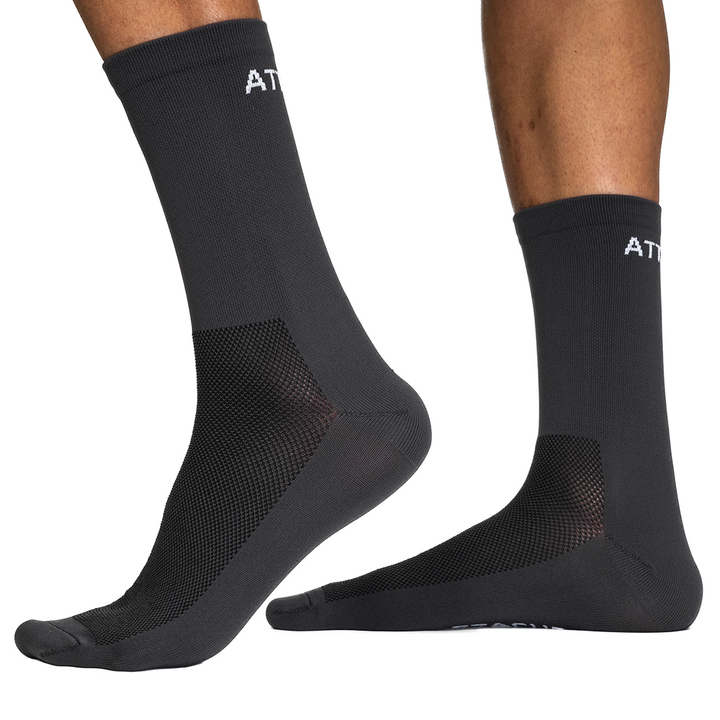 Slate Premium Cycling Socks