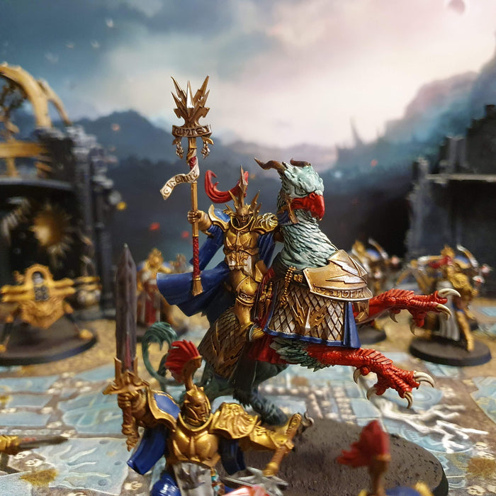 Getting Started with Stormcast Eternals