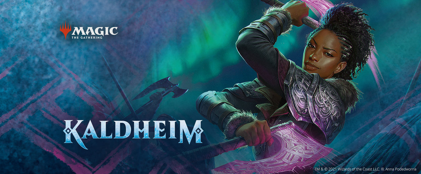 Magic the Gathering Kaldheim