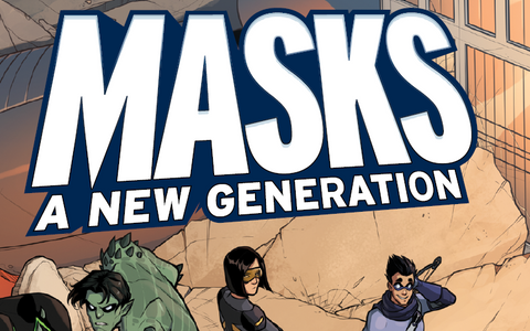Masks A New Generation cover