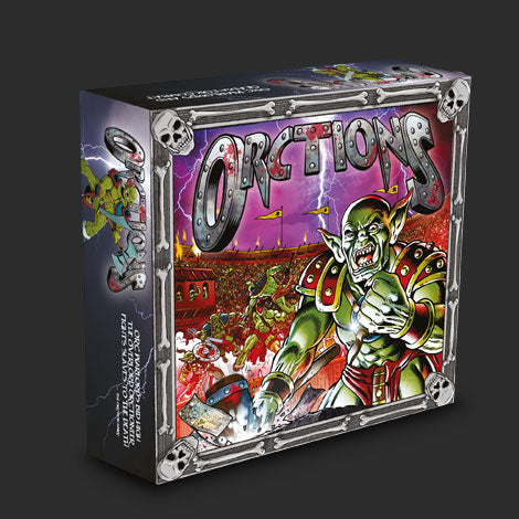 Orctions-Board Games-Athena Games Ltd