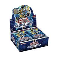 Yu-Gi-Oh The Dark Illusion Booster Box