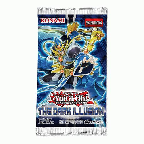 Yu-Gi-Oh Dark Illusion Booster Pack