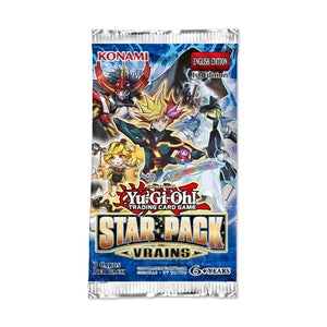 Yu-Gi-Oh Star Pack Vrains Booster Pack