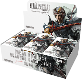 Final Fantasy Opus VI (6) Booster Box