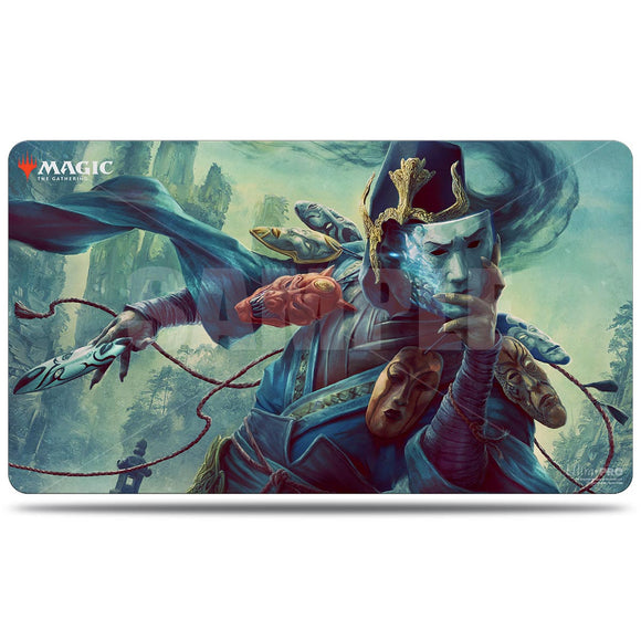 Commander Legends Sakashima of a Thousand Faces Playmat for Magic The Gathering