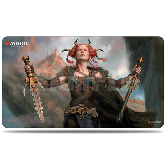 Commander Legends Jeska, Thrice Reborn Playmat for Magic The Gathering