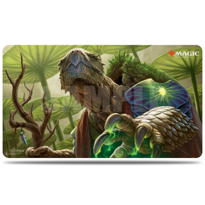 Commander Legends Archelos, Lagoon Mystic Playmat for Magic The Gathering-Ultra Pro-Athena Games Ltd
